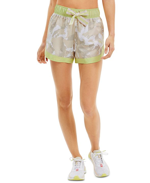 Puma Women's The First Mile Printed Training Shorts
