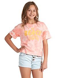 Big Girls Beach Babe T-Shirt