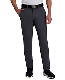 Men's Active Series Slim-Straight Fit Stretch Dress Pants