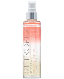 Self Tan Purity Vitamins Bronzing Water Mist, 6.7-oz.