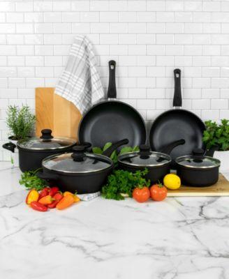 Nonstick 10-Pc. Cookware Set