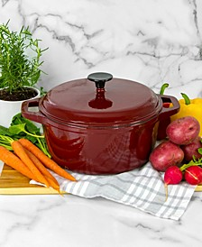 5-Qt. Cast Iron Dutch Oven