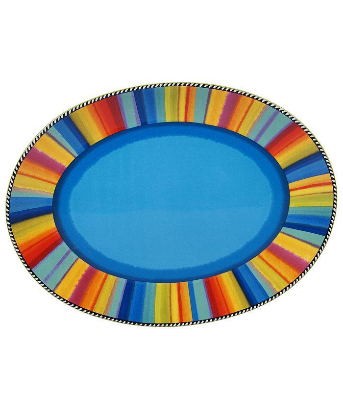 Tracy Porter - Sierra Oval Platter