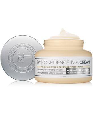 Confidence In A Cream Anti-Aging Moisturizer Jumbo Size, 4-oz.