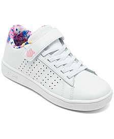 Little Girls Court Casper Casual Sneakers from Finish Line