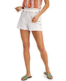 Derek Heart Juniors' Sailor-Button Shorts
