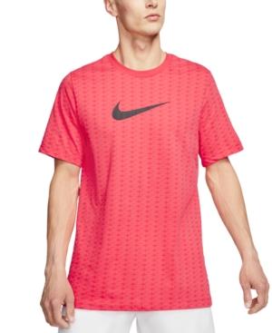Nike Men's Dri-fit Printed Training Top