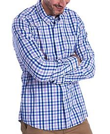 Men's Creswell Tattersall Check Shirt