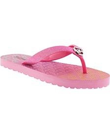 Michael Kors Little and Big Girls Endine Glitter Sandal