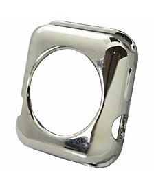 Chrome Apple Watch Case Protector
