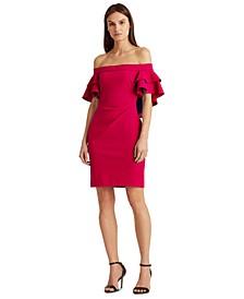 Tiered Overlay Dress
