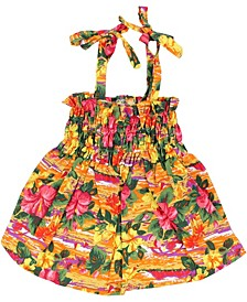Hawaiian Dog Dress