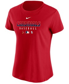 St. Louis Cardinals Women's Authentic Baseball T-Shirt