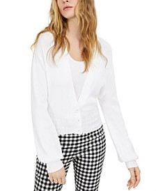 INC Solid Cardigan, Created for Macy's
