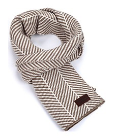 Men's Soft Knit Winter Scarves