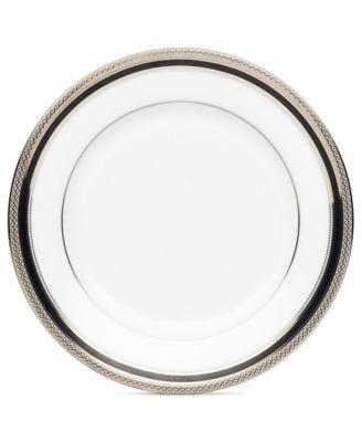 Austin Platinum Appetizer Plate