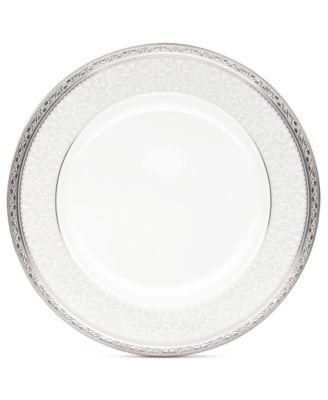 Dinnerware, Odessa Platinum Dinner Plate