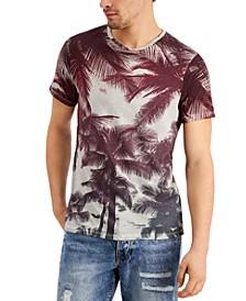 Men's Solar Palms Graphic T-Shirt