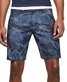 Men's Camo Chino Shorts