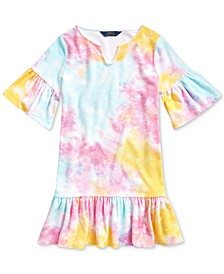 Big Girls Tie-Dye Terry Cover-Up