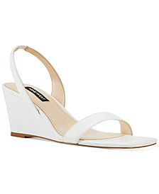 Women's Kalia Wedge Sling Back Sandals