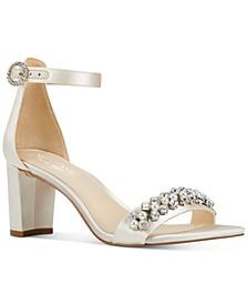 X Neil Lane Women's Passion Dress Sandals