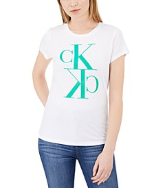 Mirror-Logo T-Shirt