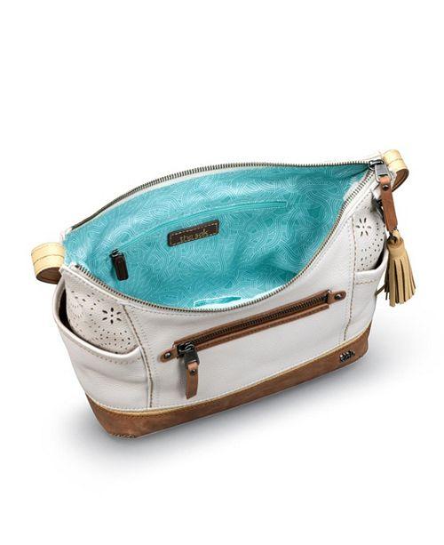 The Sak Kendra Leather Hobo Reviews Handbags Accessories Macy S