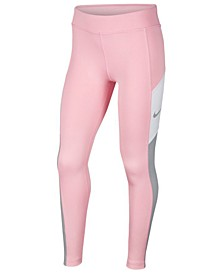 Big Girls Trophy Training Tights
