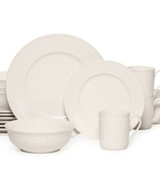 Italian Countryside 16 Piece Set Service for 4