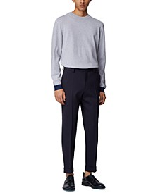 BOSS Men's Omanolo Crewneck Sweater