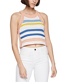 Crocheted Crop Top