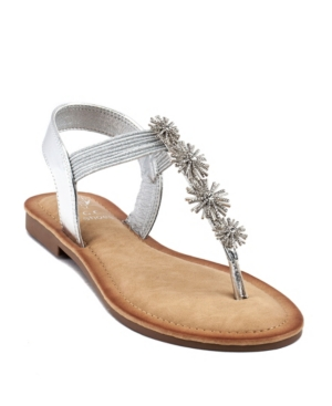 Carlie Flat Sandal Women's Shoes