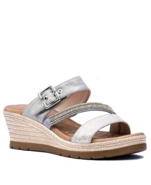 Monica Espadrille Wedge Sandal Women's Shoes