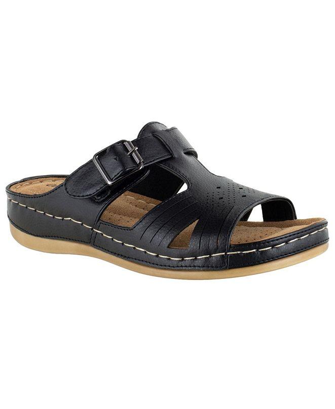 Easy Street Kimber Comfort Sandals