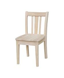 San Remo Juvenile Chairs, Set of 2