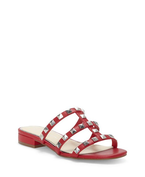 Jessica Simpson Caira Studded Flat Sandals