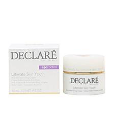 Age Control Ultimate Skin Anti Wrinkle Firming Cream Jar, 1.7 oz