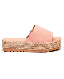 Coconuts By Matisse Palm Platform Sandal