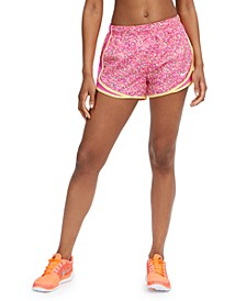 Women's Icon Clash Dri-FIT Printed Tempo Running Shorts