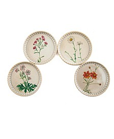 Ceramic Coasters - Spring Flowers Set of 4