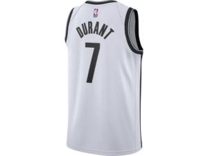 Nike Brooklyn Nets Men's Association Swingman Jersey Kevin Durant