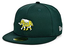 Kids Oakland Athletics 2020 Batting Practice 59FIFTY-FITTED Cap