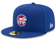 Chicago Cubs 2020 Men's Spring Training Fitted Cap