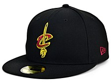Cleveland Cavaliers Men's All Around Fitted Cap