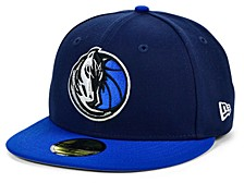 Dallas Mavericks The Pennant Patch 59FIFTY-FITTED Cap