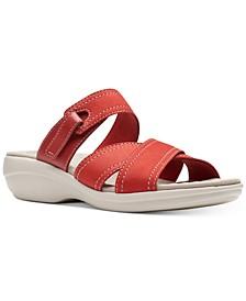 Collection Women's Alexis Art Flat Sandals