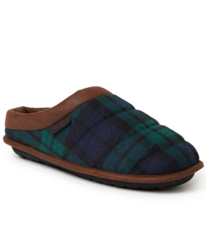 Men's Asher Quilted Clog Slippers Men's Shoes