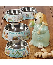 Doggy Day Spa Pet Bowls