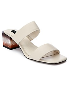 Merengue Banded Dress Sandals